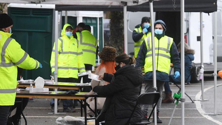 La cepa británica copa casi el 95% de los nuevos contagios en la Comunitat