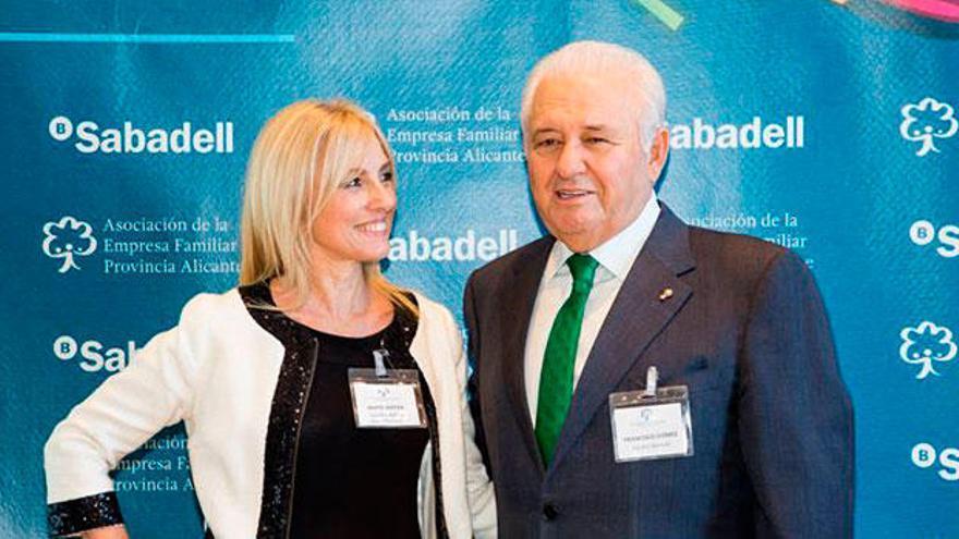 «La sociedad tiene que estar orgullosa de las empresas familiares españolas, por su trabajo, esfuerzo y compromiso»