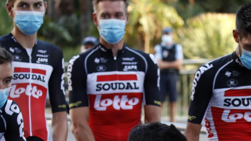 Dos miembros del equipo técnico del Lotto, primeros positivos del Tour