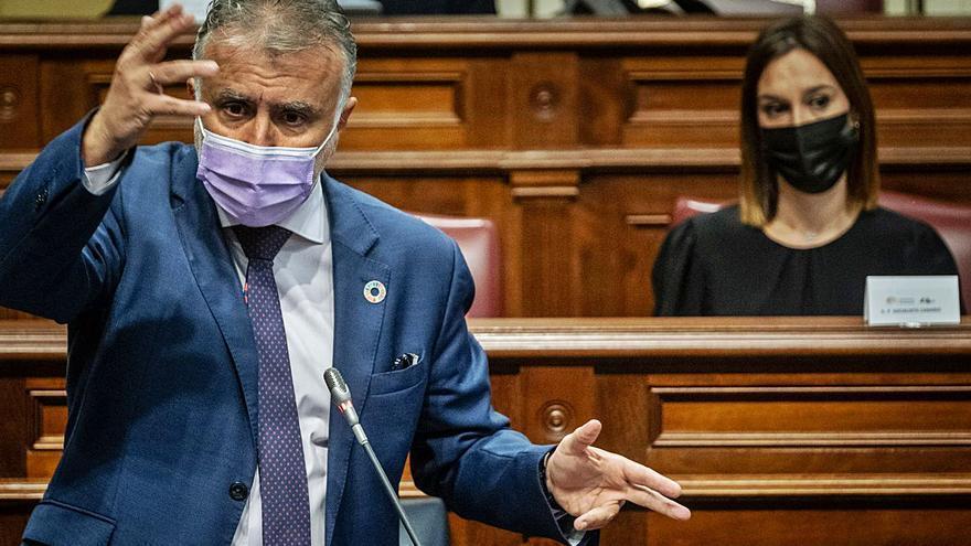 """Torres avisa a Madrid: """"Canarias no será ni la cárcel ni el muro de la inmigración"""""""