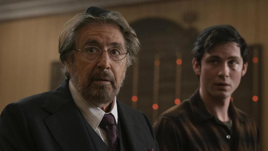 Al Pacino, a la caza de nazis en la serie 'Hunters'