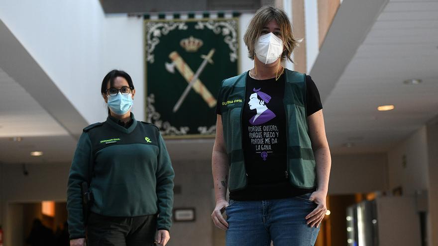 """Mujeres en la Guardia Civil: """"Aportamos más sensibilidad y empatía"""""""