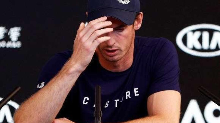Andy Murray anuncia su intención de retirarse tras el torneo de Wimbledon