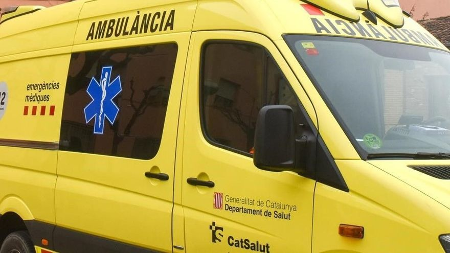 Una dona és atropellada per un cotxe que s'ha donat a la fuga a Figueres