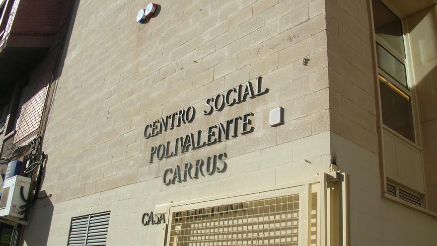 Centro Social Polivalente de Carrús