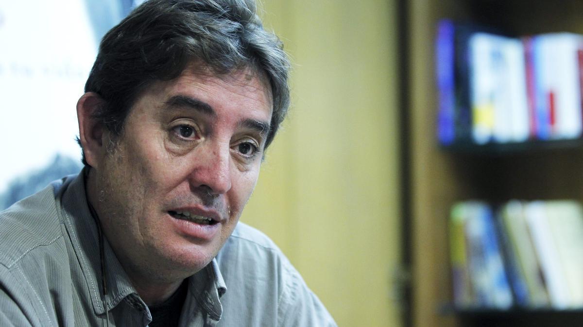 El director del Instituto Cervantes, Luis García Montero.