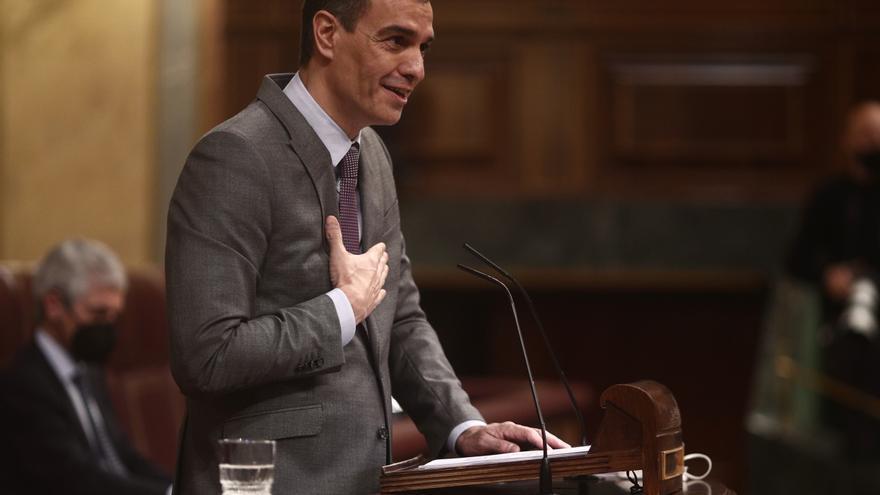 El Congreso vota la moción contra los indultos a los líderes del Procés