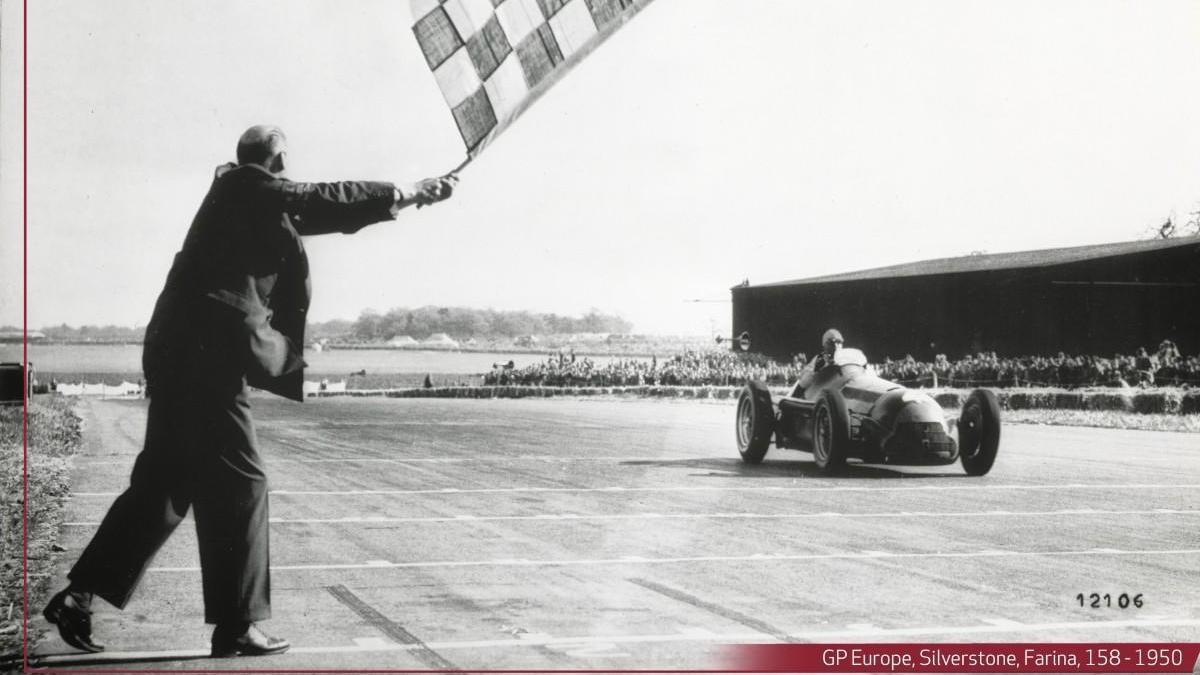 ¿Sabías que Alfa Romeo fue el primer campeón de la Fórmula 1?