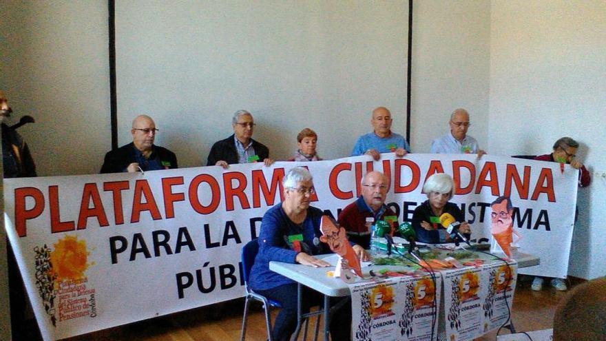 Los pensionistas convocan una nueva movilización para este sábado