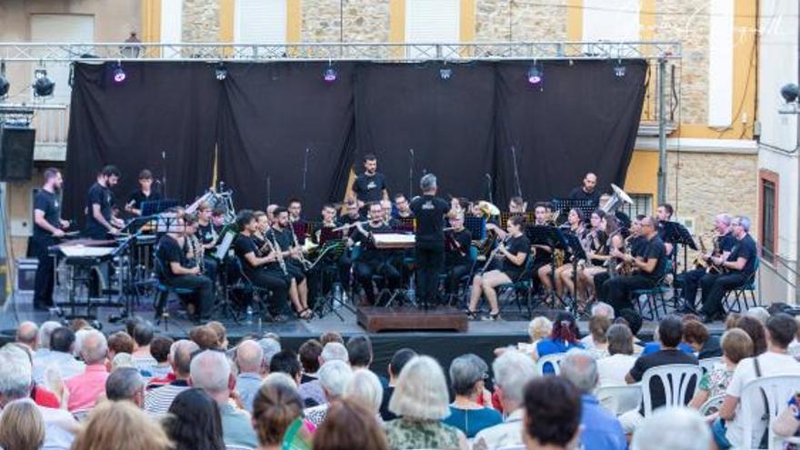La banda d'Ador actuarà en el certamen provincial