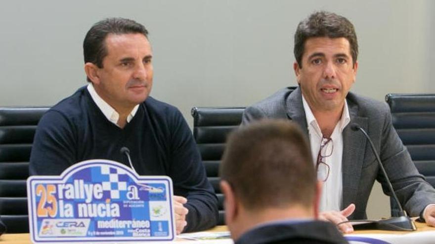 Mazón retira las competencias a Bernabé Cano pero le mantiene el sueldo