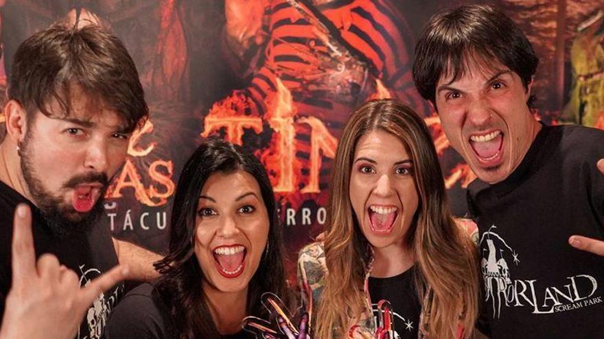 Horrorland acapara els Horror Awards 2019