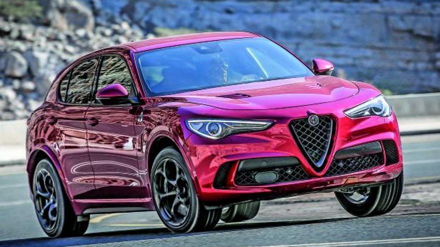 Alfa Romeo Stelvio Quadrifoglio: El trèvol més salvatge