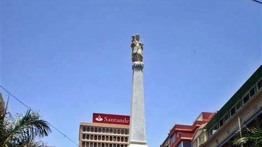 El 'triunfo' de La Candelaria
