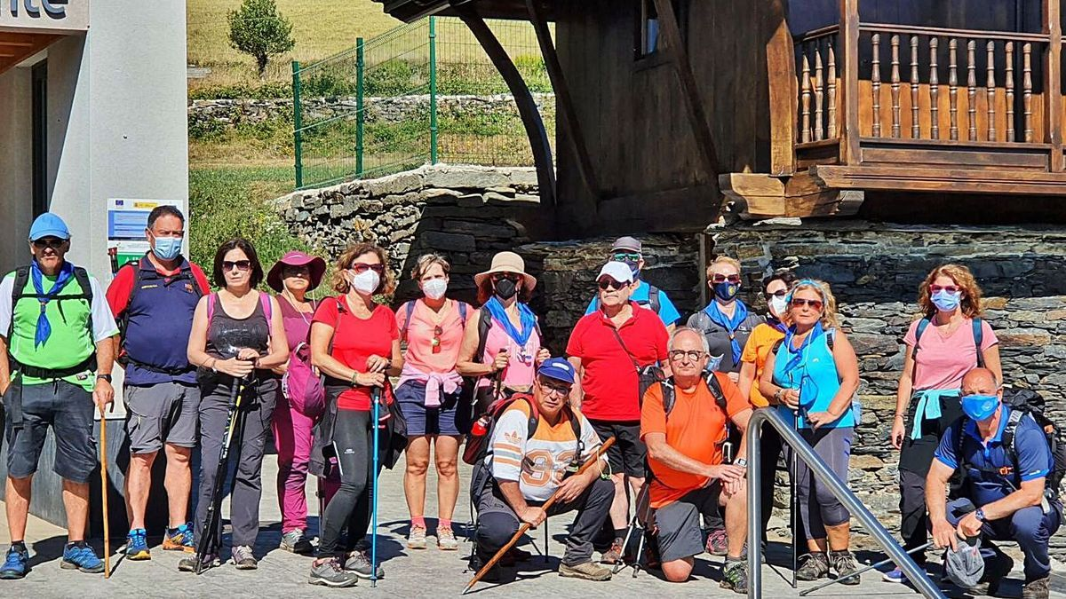 """Siero Jacobeo"" completa otra etapa del Camino Primitivo | R. A. I."