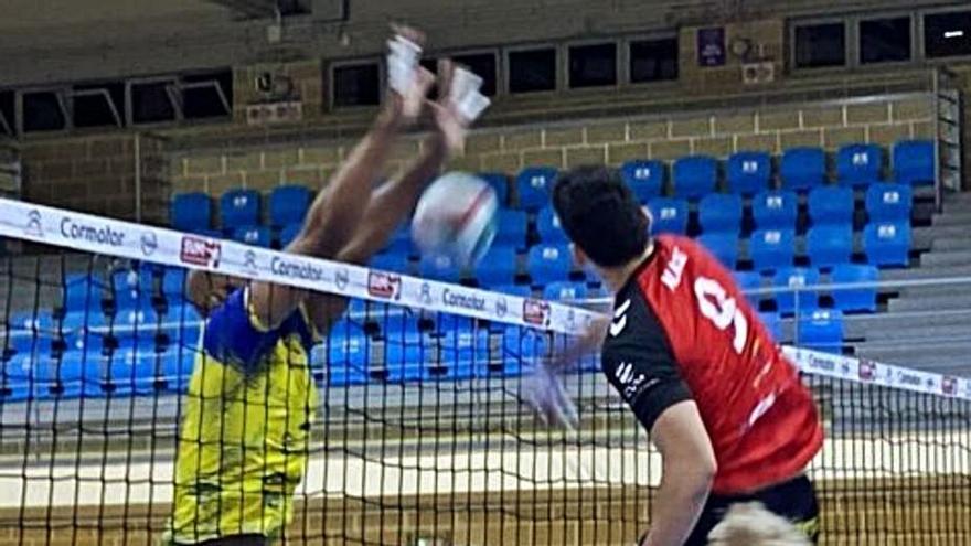 Pablo Kukartsev fulmina la resistencia del Manacor (0-3)