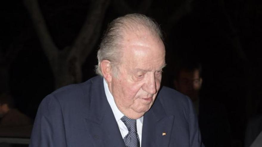 La Fiscalía previsiblemente exonerará a Juan Carlos I