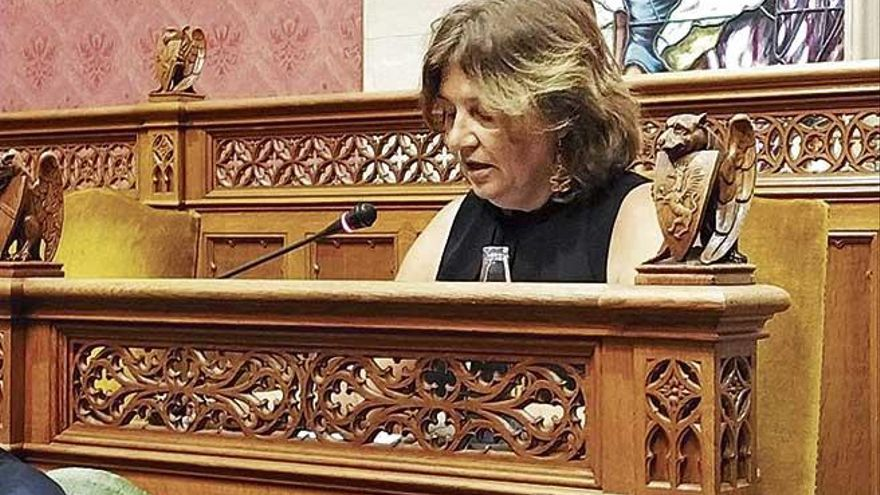 """Caterina Mas dimite: """"Soy víctima de una persecución"""""""