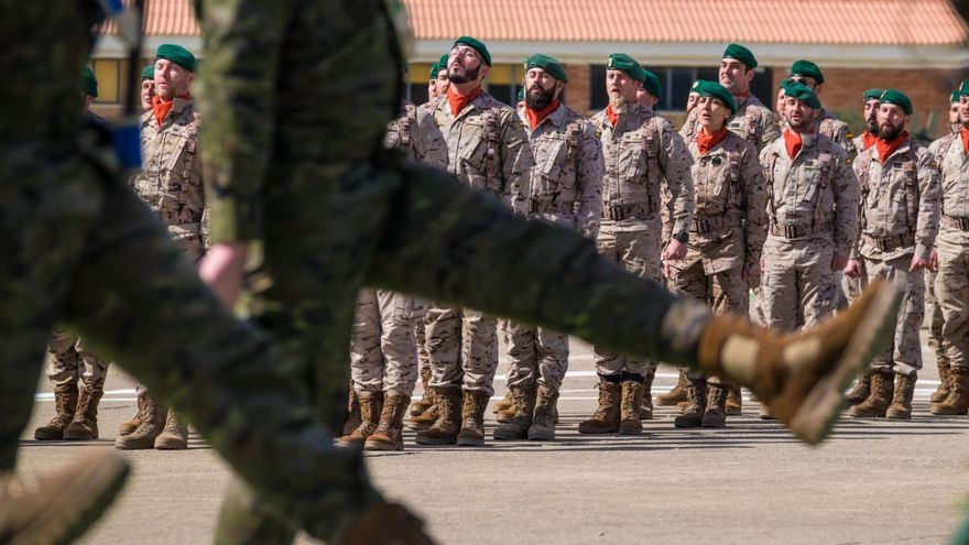 Defensa anuncia el retorn d'Iraq dels militars de la base de Sant Climent
