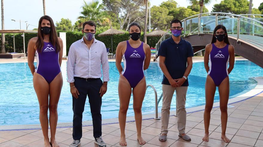 Conectabalear se convierte en el patrocinador principal del Waterpolo Mallorca