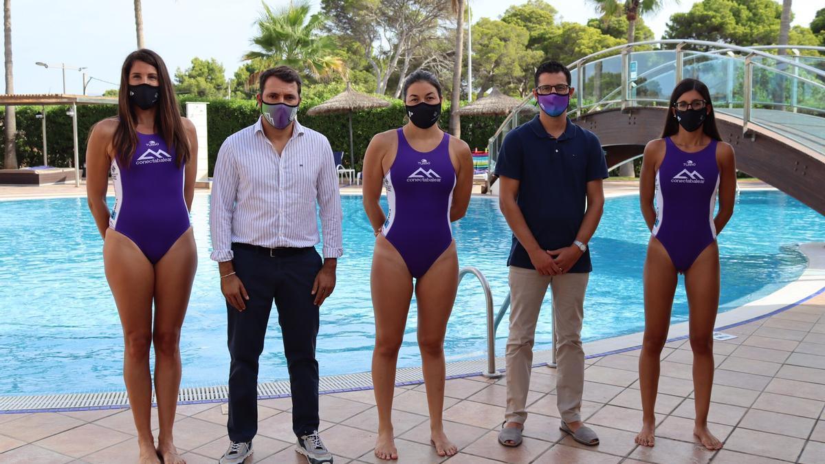 El Mallorca Waterpolo competirá esta temporada em la elite nacional.