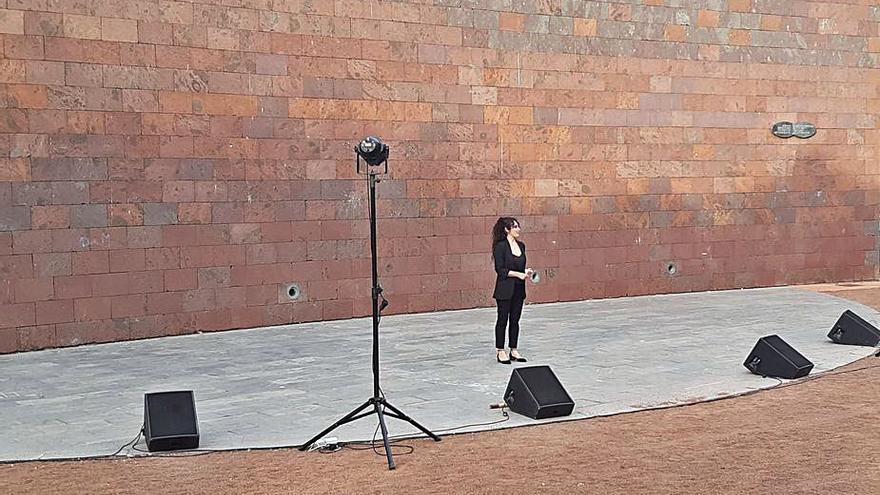 San Sebastián de La Gomera celebrará el espectáculo de narración oral 'Pasos'