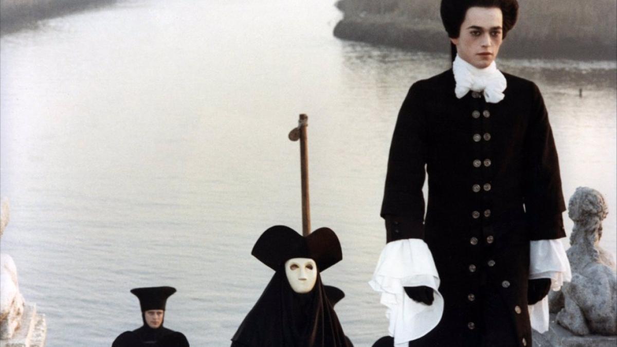 Imagen de la proyección 'Don Giovanni'