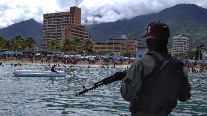 Al menos 14 muertos en un naufragio de migrantes venezolanos