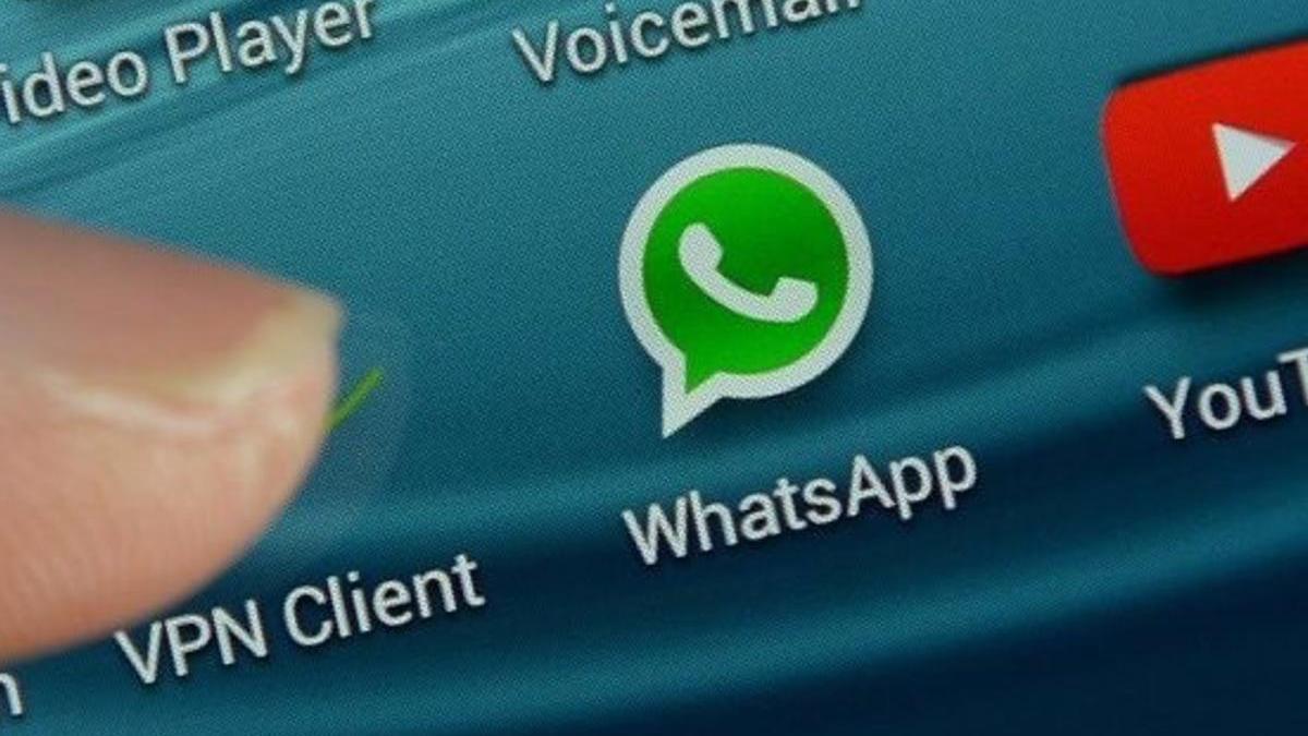 Un WhatsApp roba información de usuarios.