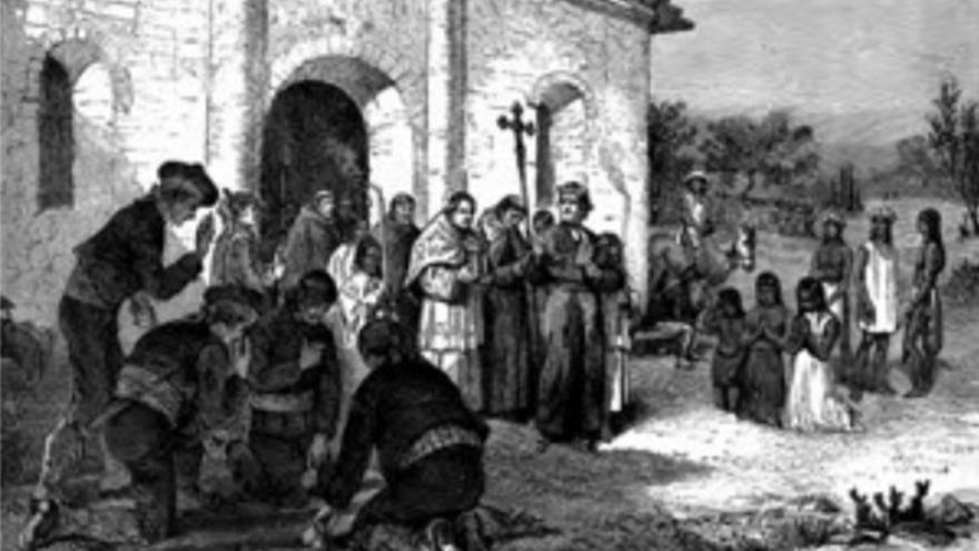 Recuperan un documento inédito de 1634 sobre misiones en América
