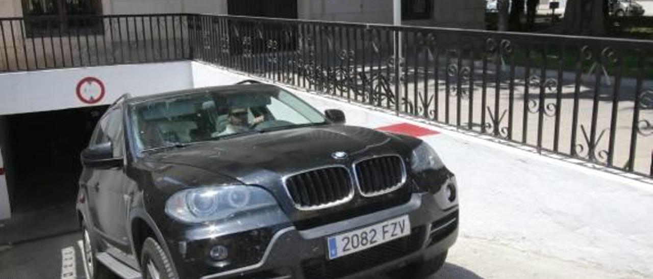 Un acusado de Púnica dice que solicitó a una empresa pagar la deuda del PP
