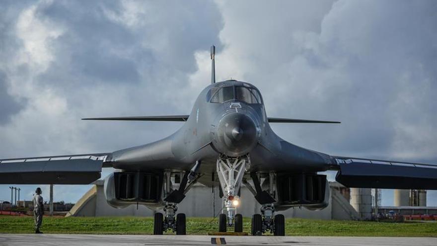 Corea del Norte amenza con atacar a EEUU en Guam
