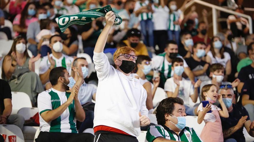 El Córdoba CF sigue encendido y entra en una nueva dimensión