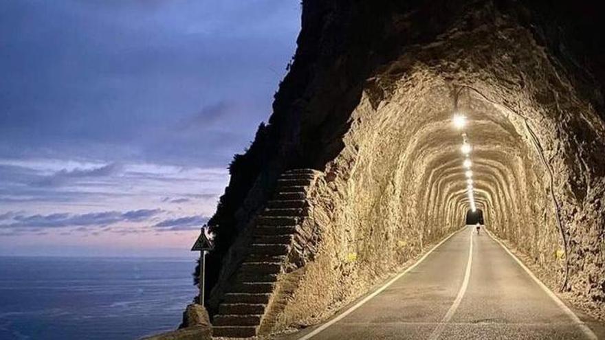 Es werde Licht im letzten unbeleuchteten Tunnel von Mallorca