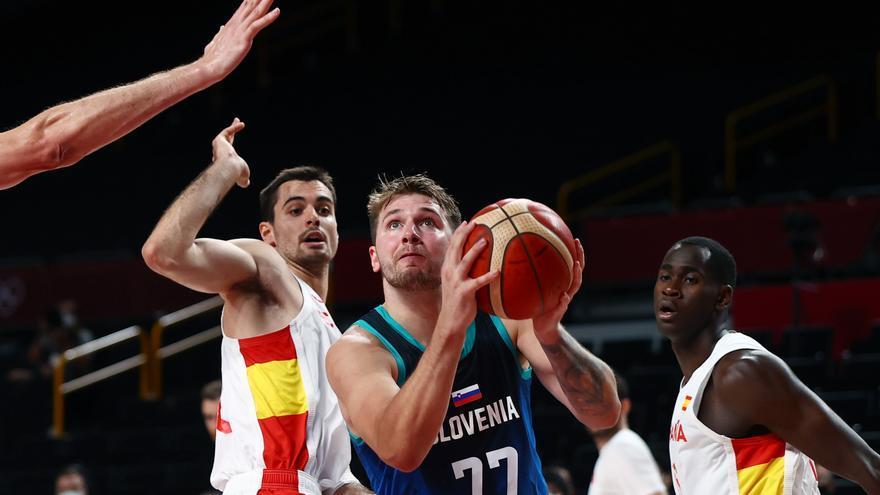 Baloncesto, Tokio 2020 | España - Eslovenia