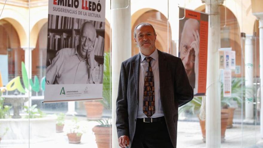 Homenaje al filósofo Emilio Lledó