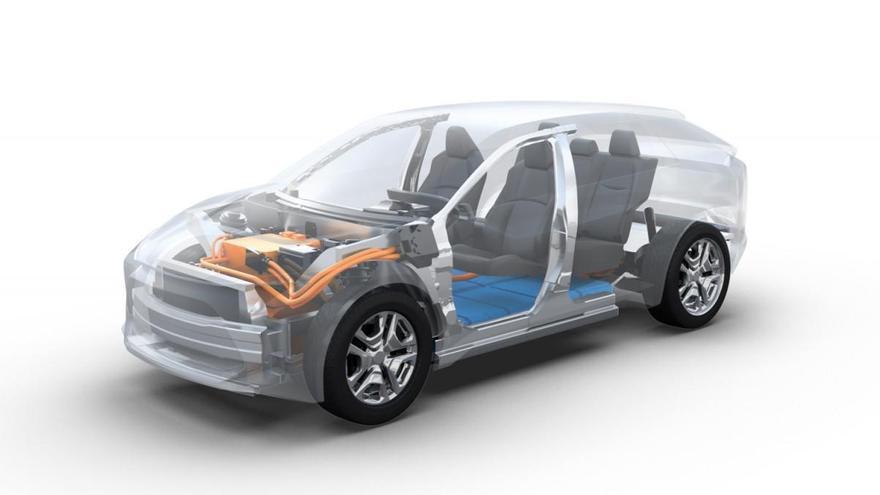 Subaru confirma SUV eléctrico para Europa