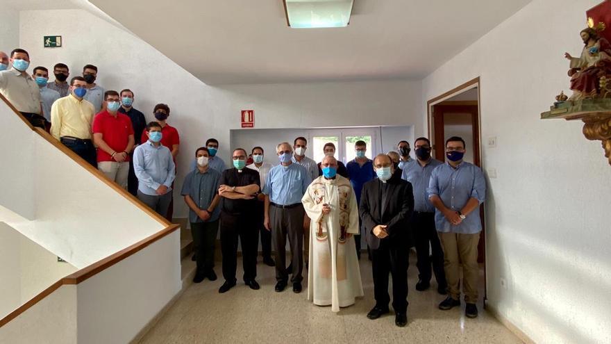 El Seminario Teologado de Alicante concluye la ampliación de sus instalaciones