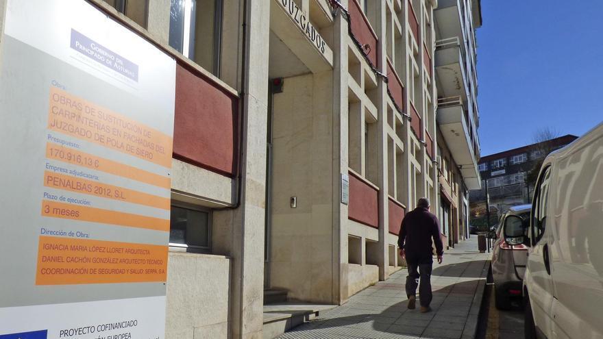 A juicio un procurador por quedarse con 40.000 euros de una aseguradora