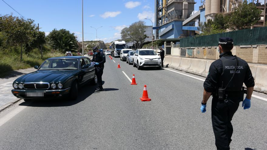 La Policía Local de Málaga pone más de 5.800 denuncias por incumplir medidas frente a la Covid