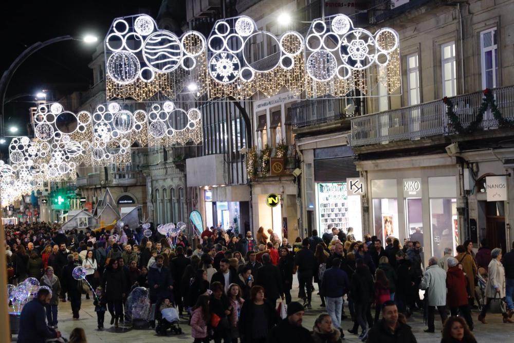 Navidad en Vigo 2018