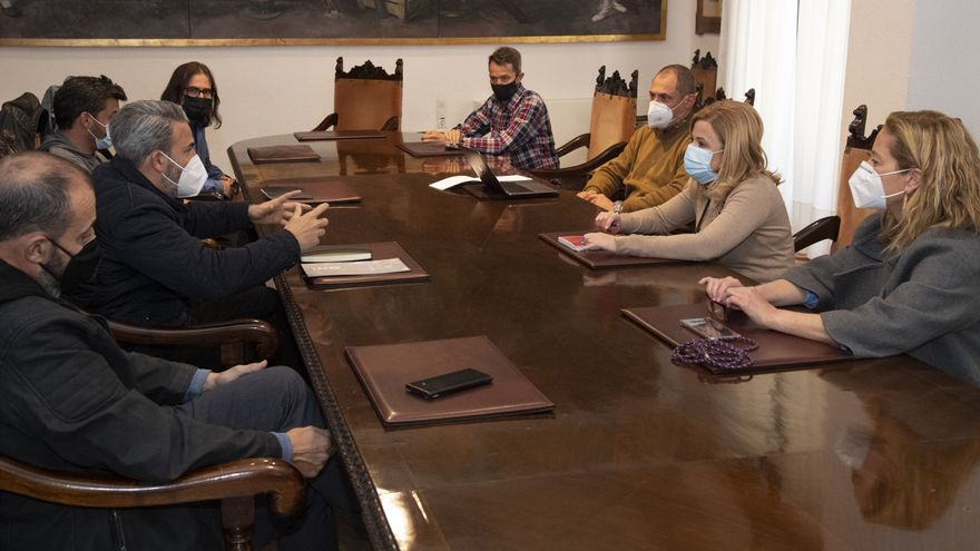 La Diputación apoyará al ocio nocturno de con Castellón 500.000 euros en ayudas