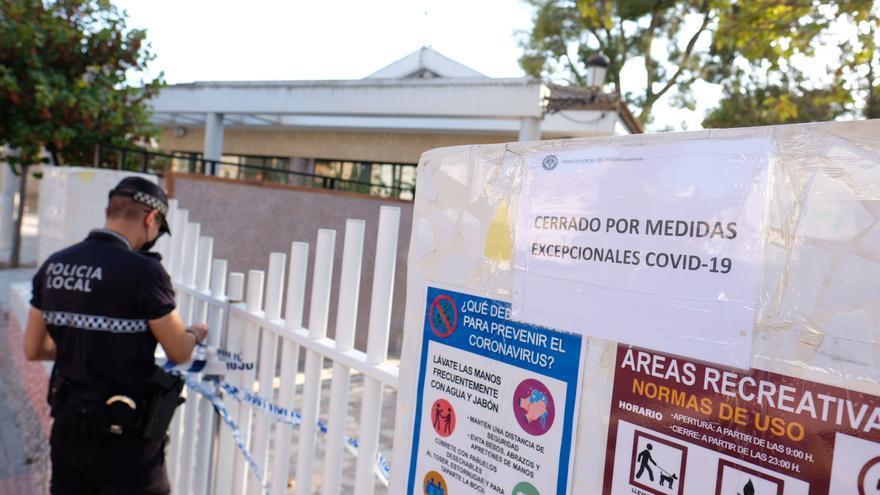 Sanidad exige medidas estrictas a Pinoso por encontrarse en una «situación alarmante»