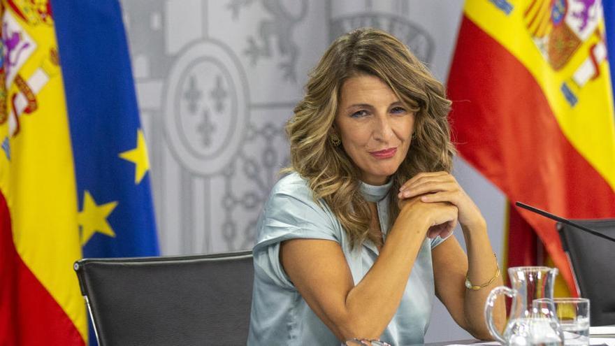 El Gobierno presenta su última oferta sobre los ERTE, que será aprobada el martes