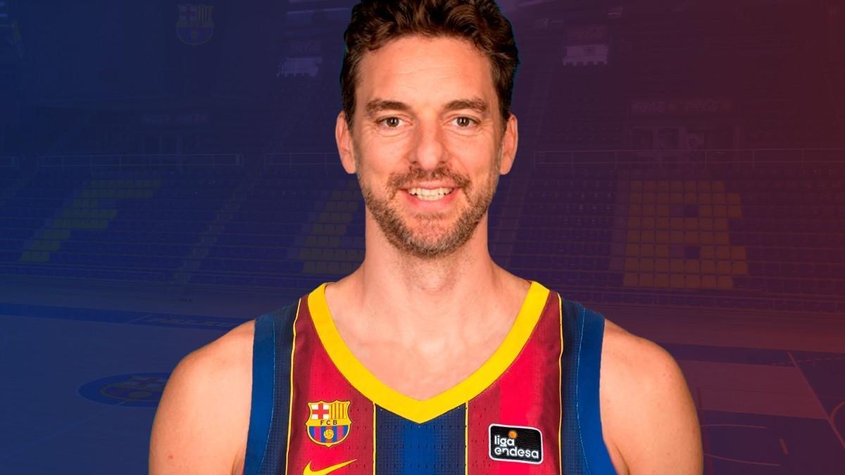 Pau Gasol.