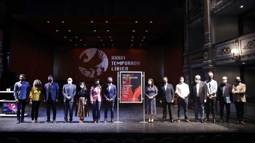 'Simon Boccanegra' abre la 32 Temporada Lírica en versión concierto en el Cervantes