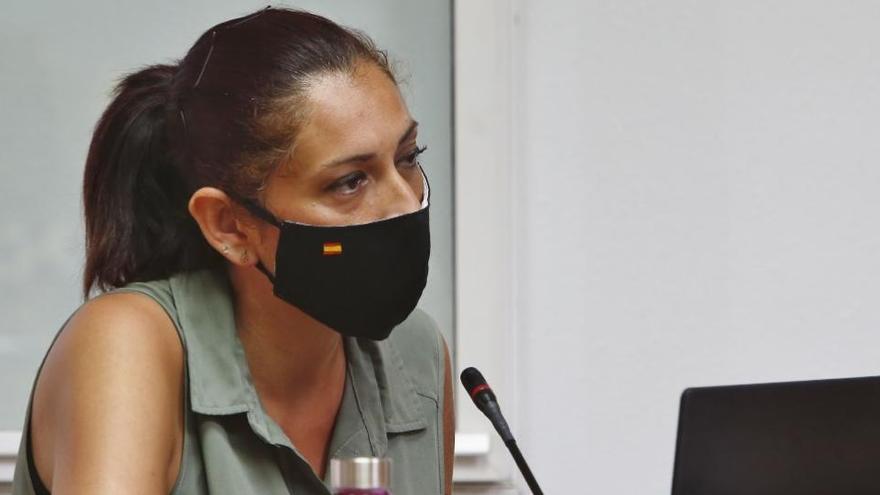 La portavoz de Vox de Torrevieja pide al alcalde cambiar la cerradura del despacho del grupo municipal
