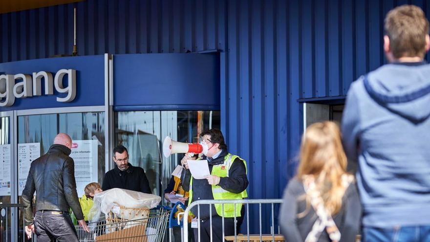 Crisis del coronavirus | Ikea presenta un ERTE  para más de 6.000 empleados en España