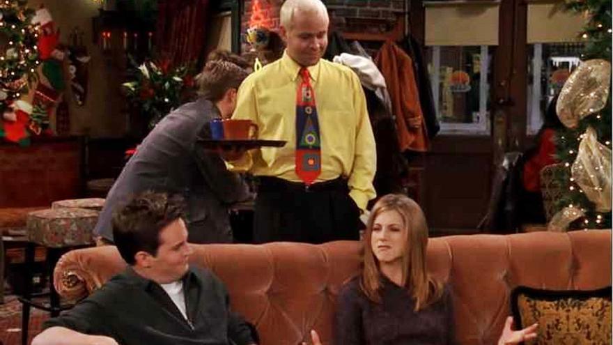 """El camarero de """"Friends"""" tiene cáncer"""