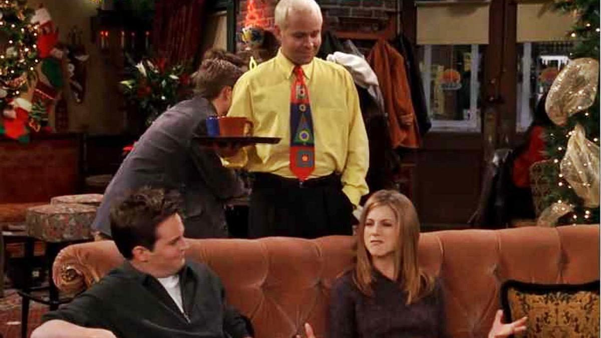 Gunther, el camarero de Friends tiene cáncer.